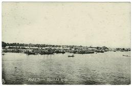 RB 1184 - Early Raphael Tuck Postcard - Right Bank Shatt-El-Arab - Iraq - Iraq