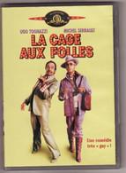 DVD LA CAGE AUX FOLLES Michel  Serrault ( Etat: TTB Port 110 Gr Ou 30gr ) - Comedy