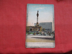 Soldiers & Sailors Monument Ohio > Cleveland   Ref 2800 - Cleveland