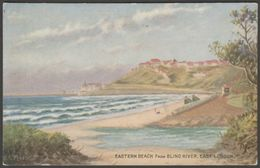Eastern Beach From Blind River, East London, South Africa, C.1920s - Perry & Co Postcard - South Africa