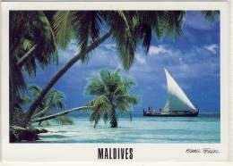 MALDIVES ATOLL DHONI   1998 - Maldives