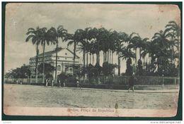 PERNAMBUCO JARDIM PRAÇA DA REPUBLICA BRASIL (2 SCANS) - Recife