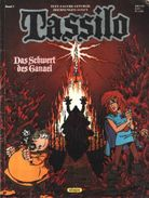 Tassilo Nr. 3: Das Schwert Des Ganael - Fauche/ Leturgie/ Luguy - Ehapa - Comic-Album - Livres, BD, Revues