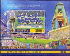 Used Armenia 2016, Boca Juniors S/S. - Armenia