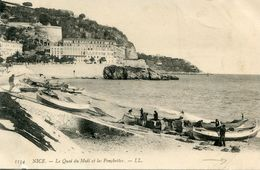 NICE(BATEAU DE PECHE) - Transport Maritime - Port