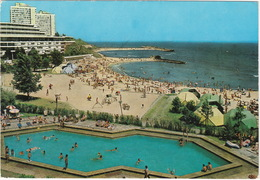Olymp - Plaja - The Beach - La Plage - Der Badestrand - Schwimmbad/Piscine/Swimming Pool - (Roemenie) - Roemenië