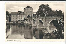 ALLEMAGNE LIMBURG  A.d Lahn LAHNBRUCKE - Limburg