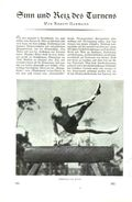 Sinn Und Reiz Des Turnens (Rupert Baumann) /Artikel Aus Zeitschrift /1936 - Books, Magazines, Comics