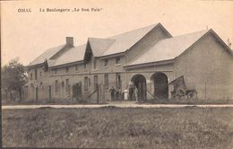 Omal - La Boulangerie 'le Bon Pain' (animée, Edit. Henri Kaquet, Attelage Publicitaire) - Borgworm