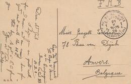 PMB 1A Pour Antwerpen - Army: Belgium