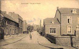 Burdinne - Rue De La Poste (belle Animation, Edit Melin) - Burdinne
