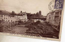 ORSAY  LES ECOLES LA MAIRIE  L HOSPICE ARCHANGE - Orsay