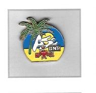 Pin's  Banque  BNP,  A.S.C  Association  Sportive  Et  Culturelle  B N P  à  NICE  ( 06 ) - Banks
