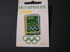 AUSTRALIA 2000 15-28 OLYMPHILEX - Pin-ups