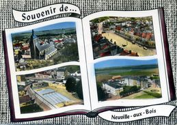 NEUVILLE-aux-BOIS Multi-vues (1098) - France