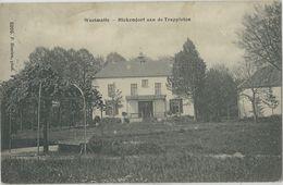 Westmalle   -   Hickendorf Aan De Trappisten  -    1902   Naar   Anvers - Malle