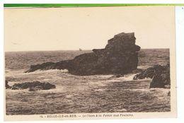 CPA-56-BELLE-ILE-en-MER-LE CHIEN A LA POINTE AUX POULAINS- - Belle Ile En Mer
