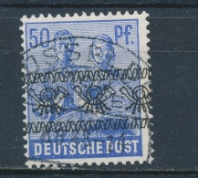 Duitsland/Germany All. Bezetting/ All Occupation Bizone 1948 Mi: 48 I (Gebr/used/obl/o)(3090) - Zone Anglo-Américaine