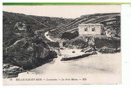 CPA-56-BELLE-ILE-en-MER-LOCMARIA-LE PORT MARIA- - Belle Ile En Mer