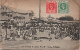 NIGERIA   THE INOKON SOCIETY CREEK TOWN CALABAR - Nigeria