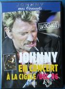 Vends DVD Johnny Hallyday En Concert à La Cigale Déc 06 - Musik-DVD's