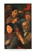 Arbeitergruppe (Nach Einem Gemälde Von Karl Schlageter)bbbbbbbbbbbbbbbbbbbbbbb /  Druck, Entnommen Aus Zeitschrift /1936 - Books, Magazines, Comics