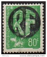 FRANCE - Libération - Cholet - 80 C. Neuf - Libération