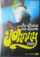 Vends DVD Johnny Hallyday Palais Des Sports 1969 - Musik-DVD's