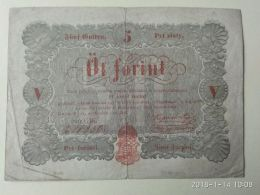 5 Fiorini 1848 - Ungheria