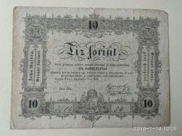 10 Fiorini 1848 - Ungheria
