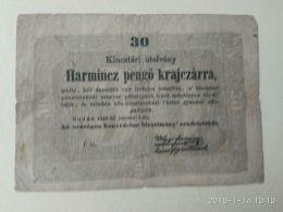 30 Pengo 1949 - Ungheria