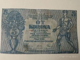 5 Korona 1919 - Ungarn
