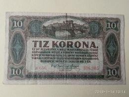 10 Korona  1920 - Ungheria