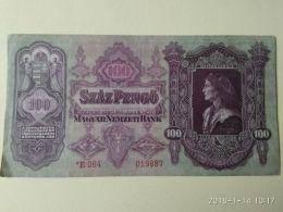 100 Pengo 1930 - Ungheria