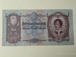 50 Pengo 1932 - Ungheria