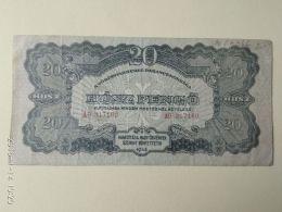 20 Pengo 1944 - Ungheria
