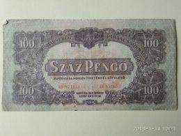 100 Pengo 1944 - Ungheria