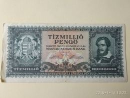 10.000.000 Pengo 1945 - Ungheria