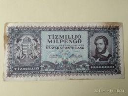 10.000.000 Pengo 1946 - Ungheria