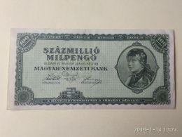 100 Milioni Pengo 1946 - Ungheria