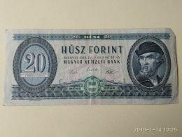 20 Fiorint 1969 - Ungheria