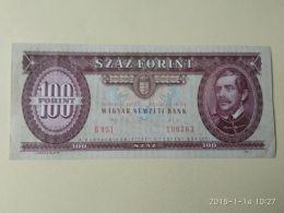 100 Fiorint 1992 - Ungheria
