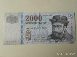 2000  Fiorint 1998 - Ungheria