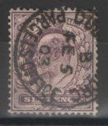 Grande-Bretagne - YT 114 Oblitéré - 1902-1951 (Re)