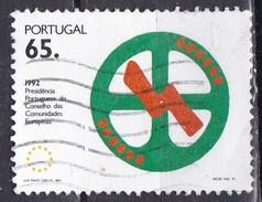 Portogallo, 1992 - 65e Portuguese Presidency Of The European Community - Nr.1897 Usato° - Usati