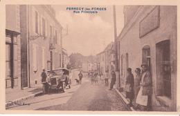 PERRECY LES FORGES - Rue Principale - Sonstige Gemeinden