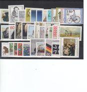 Bundesrepublik, Kpl. Jahrgang 1985** - BRD