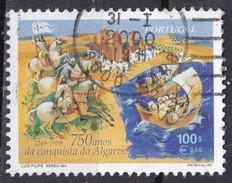 Portogallo, 1999 - 100e Conquest Of Algarve - Nr.2326 Usato° - Usati