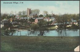 Carisbrooke Village, Isle Of Wight, C.1910 - J Welch & Sons Postcard - England