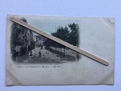 SPA «La Promenade Du Marteau «colorisée (1900) Édit  ND.  Nº 8 - Spa